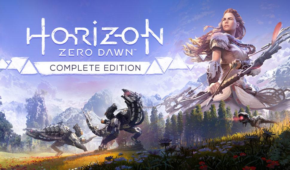Horizon:  Zero Dawn – Découvrons ensemble les 60 premières minutes du jeu…