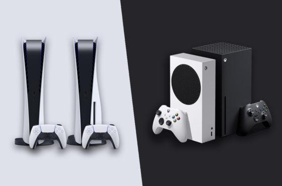 PlayStation 5 / Xbox Series X / Xbox Series S : le comparatif technique !