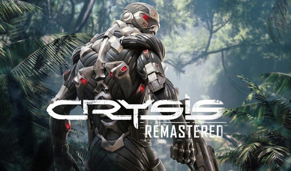 Crysis Remastered – Découvrons ensemble les 60 premières minutes du jeu…