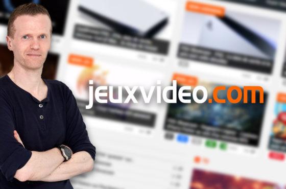 Interview de Logan (rédac' chef adjoint de Jeuxvideo.com) : nouvelle génération, attentes, jeux…