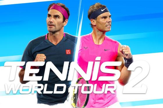 Tennis World Tour 2 – Découvrons ensemble les 60 premières minutes du jeu…