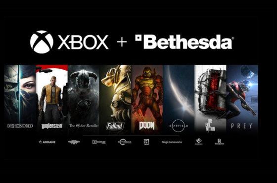 Xbox rachète ZeniMax (Bethesda, Arkane,…)