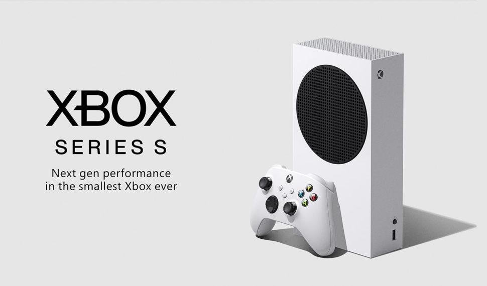 La Xbox Series S enfin officialisée