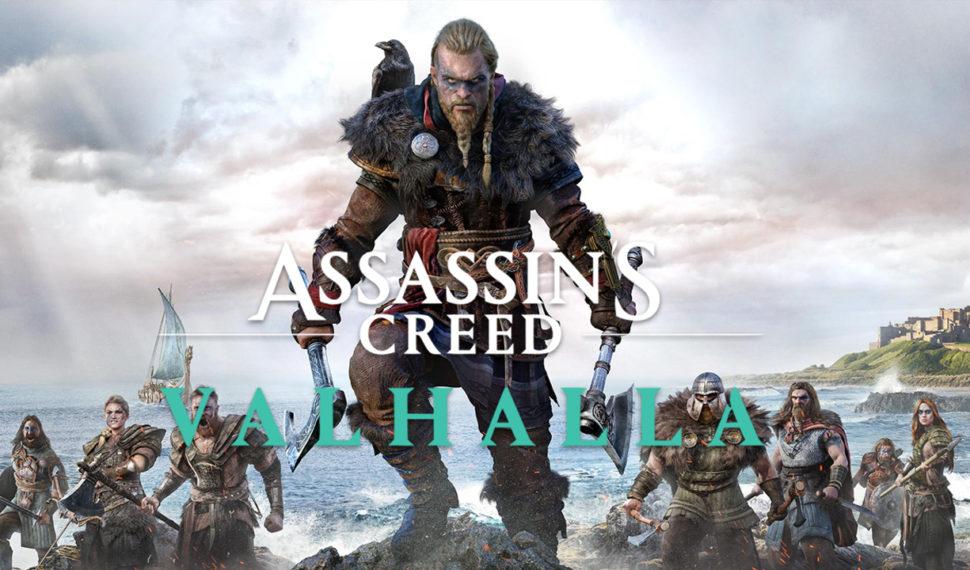 Assassin's Creed Valhalla – Découvrons ensemble les 60 premières minutes du jeu…