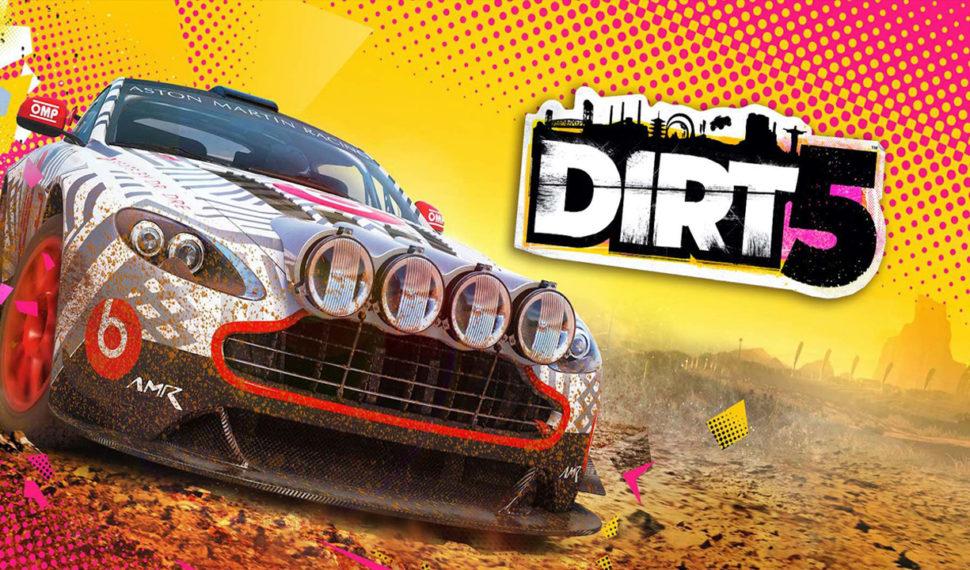 Dirt 5 – Découvrons ensemble les 60 premières minutes du jeu…