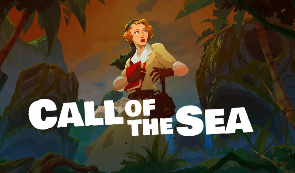 Call Of The Sea – Découvrons ensemble le 1er chapitre du jeu…