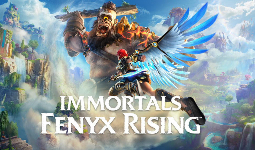 Immortals Fenyx Rising – Découvrons ensemble les 60 premières minutes du jeu…