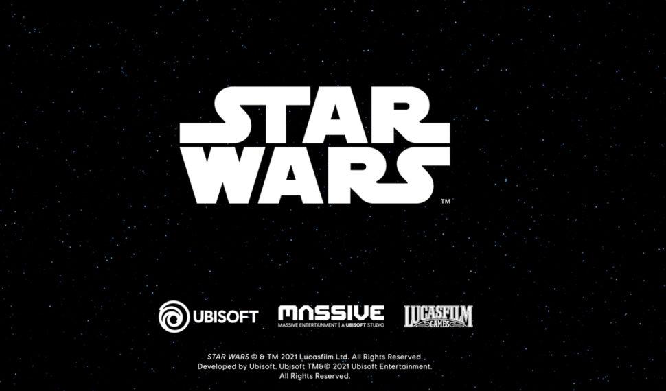 Ubisoft annonce un nouveau jeu Star Wars